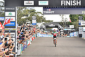 9th September 2017, Smithfield Forest, Cairns, Australia; UCI Mountain Bike World Championships;  Nino Schurter (SUI) riding for Scott-Sram MTB Racing Team wins the elite mens cross country race;