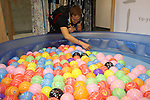 General view, <br /> SEPTEMBER 7, 2016 :<br /> Experience zones of Japanese culture during the Japan House sneak preview for media at the Rio 2016 Paralympic Games in Rio de Janeiro, Brazil. <br /> (Photo by Shingo Ito/AFLO)
