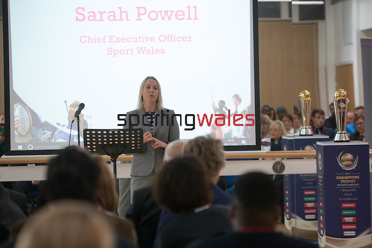 BME Sport Cymru Project Launch<br /> 09.11.16<br /> ©Steve Pope - Sportingwales