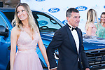 Antonio Banderas and Nicole Kimpel arrive to Starlite Gala 2019 in Marbella. August 11, 2019. (ALTERPHOTOS/Francis González)
