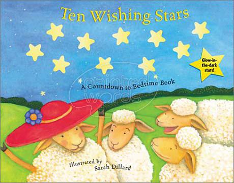 Intervisual: 10 Wishing Stars<br /> Treesha Runnells<br /> tenwishingstarscoverintervisual2003.jpg
