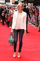 """Jenni Falconer arrives for the """"Postman Pat"""" premiere at the Odeon West End, Leicester Square, London. 11/05/2014 Picture by: Steve Vas / Featureflash"""