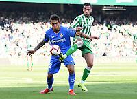 2019.03.03 La Liga Real Betis VS Getafe CF