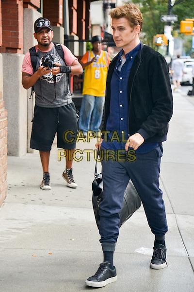 NEW YORK, NY - SEPTEMBER 9: Hayden Christensen seen in New York City on September 9, 2015. <br /> CAP/MPI67<br /> &copy;MPI67/Capital Pictures