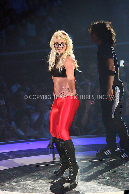 WWW.ACEPIXS.COM . . . . .  ....August 24 2009, New York City....Singer Britney Spears performed her 'Circus' concert at Madison Square Garden on August 24 2009 in New York City....Please byline: NANCY RIVERA- ACE PICTURES.... *** ***..Ace Pictures, Inc:  ..tel: (212) 243 8787 or (646) 769 0430..e-mail: info@acepixs.com..web: http://www.acepixs.com