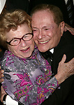 Dr. Ruth Westheimer and Jerry Herman attending the Opening Night performance for<br /> LA CAGE aux FOLLES at the Marquis Theatre in New York City.<br /> December 9, 2004