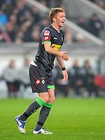 FUSSBALL   1. BUNDESLIGA  SAISON 2011/2012   19. Spieltag   29.01.2012 VfB Stuttgart - Borussia Moenchengladbach    Marco Reus (Borussia Moenchengladbach)