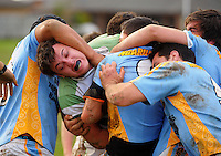 140621 Waikato Club Rugby - Hamilton Marist v Ngaruawahia Division 2