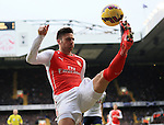 Arsenal's Oliver Giroud in action<br /> <br /> Barclays Premier League- Tottenham Hotspurs vs Arsenal  - White Hart Lane - England - 7th February 2015 - Picture David Klein/Sportimage