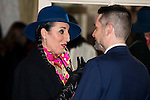 Rossy de Palma talking with Enric Pastor attends to the X edition of the awards AD Interior Design and Architecture at Hotel Ritz in Madrid, March 03, 2016<br /> (ALTERPHOTOS/BorjaB.Hojas