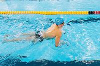 Picture by Rogan Thomson/SWpix.com - 08/12/2017 - Swimming - Team Bath Karen Bowen Feature -  Bath University, Bath, England - Images for breaststroke techincal piece.