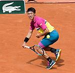 Kei Nishikori (JPN) defeated Jo-Wilfried Tsonga (FRA) 4-6, 6-4, 6-4, 6-4