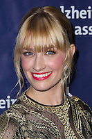 "BEVERLY HILLS, CA, USA - MARCH 26: Beth Behrs at the 22nd ""A Night At Sardi's"" To Benefit The Alzheimer's Association held at the Beverly Hilton Hotel on March 26, 2014 in Beverly Hills, California, United States. (Photo by Xavier Collin/Celebrity Monitor)"