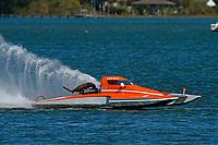 "Chris Ritz, Y-2 ""Orange Crate""                (1 Litre MOD hydroplane(s)"