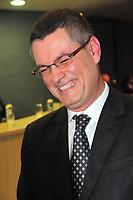 CURITIBA, PR, 04.02.2019: POLÍCIA-CURITIBA - Em solenidade tomou posse o novo Superintendente Regional da Policia Federal o delegado Luciano Flores de Lima, na Superintendencia da PF em Curitiba, nesta segunda-feira (04). (Foto: Ernani Ogata/Codigo19)