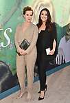 HOLLYWOOD, CA - JUNE 26: Elizabeth Perkins (L) and her daughter Hannah Jo Philips attend the Los Angeles premiere of the HBO limited series 'Sharp Objects' at ArcLight Cinemas Cinerama Dome on June 26, 2018 in Hollywood, California.