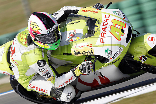 25 06 2010 MotoGP TIM TT Assen Free Practice 2 and Qualifying, Netherlands, June 25, 2010. Aleix Espargar Pramac Ducati