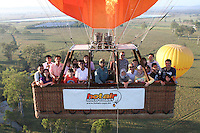 20121130 November 30 Hot Air Balloon Gold Coast