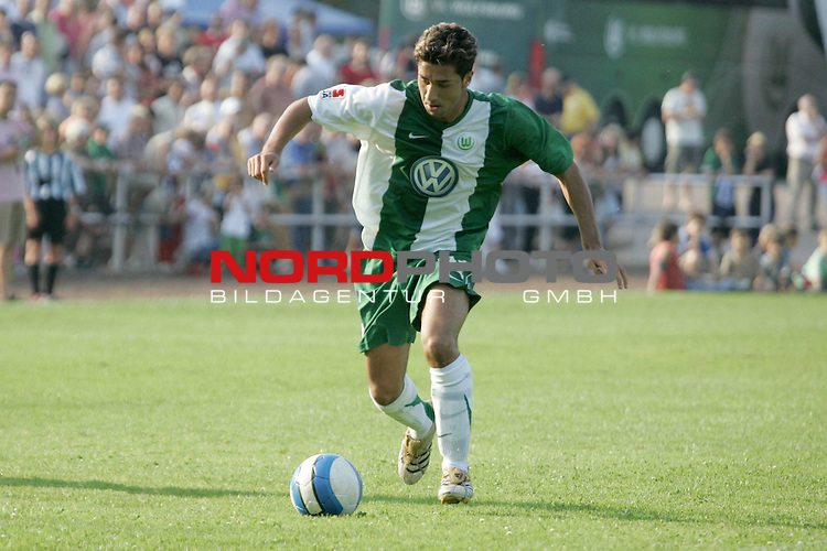 FBL 06/ 07- Vorbereitung -Trainingsspiel<br /> <br /> Emre Oeztuerk #31 <br /> <br /> <br /> Foto &copy; nordphoto <br /> <br />  *** Local Caption ***