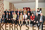 REUNION: Members of the 1974 Kenmare County Champions football team who attended a reunion in the Brook Lane Hotel, Kenmare on Saturday night.
