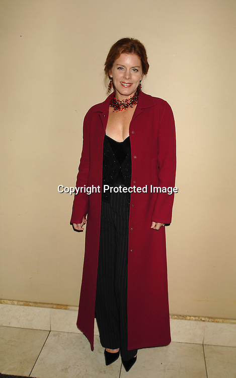 """Elizabeth Keifer..at The P & G Christmas Party with cast memebers from """"As The World Turns"""" and """"Guiding Light"""" ..on December 6, 2006 at Providence in New York. ..Robin Platzer, Twin Images"""