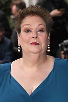 LONDON, UK. March 12, 2019: Anne Hegerty arriving for the TRIC Awards 2019 at the Grosvenor House Hotel, London.<br /> Picture: Steve Vas/Featureflash