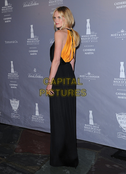 Anne Vyalitsyna attends The Rodeo Drive Walk of Style honoring Oscar-winner Catherine Martin held at The Greystone Mansion in Beverly Hills, California on February 28,2014                                                                                <br /> CAP/DVS<br /> &copy;Debbie VanStory/Capital Pictures