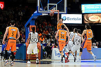 Lucic<br /> Liga Endesa ACB - 2014/15<br /> J14<br /> Valencia Basket vs Fiatc Joventut