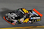 Feb 13, 2009; 8:29:32 PM; Daytona Beach, FL, USA; NASCAR Camping World Truck Series race of the NextEra Energy Resources 250 at Daytona International Speedway.  Mandatory Credit: (thesportswire.net)