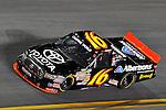 Feb 13, 2009; 8:29:32 PM; Daytona Beach, FL, USA; NASCAR Camping World Truck Series race of the NextEra Energy Resources 250 at Daytona International Speedway.  Mandatory Credit: (thesportswire.net)