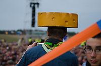 Say cheese! Photo: Malin Duveblad/Scouterna