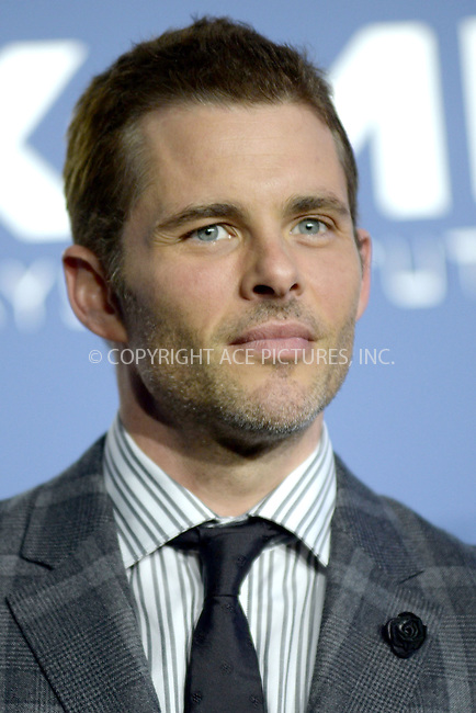 WWW.ACEPIXS.COM<br /> May 10, 2014 New York City<br /> <br /> James Marsden attending the 'X-Men: Days Of Future Past' world premiere at Jacob Javits Center onMay 10, 2014 in New York City.<br /> <br /> Please byline: Kristin Callahan<br /> <br /> ACEPIXS.COM<br /> <br /> Tel: (212) 243 8787 or (646) 769 0430<br /> e-mail: info@acepixs.com<br /> web: http://www.acepixs.com