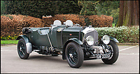 Blowing Hot - £2 million for rare supercharged Bentley.
