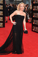 Gillian Anderson arrives for the Olivier Awards 2015 at the Royal Opera House Covent Garden, London. 12/04/2015 Picture by: Steve Vas / Featureflash