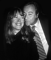 Sissy Spacek and Jack Lemmon 1982<br />Photo By Adam Scull/PHOTOlink.net /MediaPunch