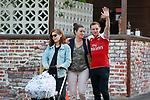 EXCLU! Kate Mara & Jamie Bell