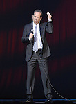 HOLLYWOOD, FL - JANUARY 04: Jerry Seinfeld performs at Hard Rock Live! in the Seminole Hard Rock Hotel & Casino on January 4, 2013 in Hollywood, Florida. (Photo by Johnny Louis/jlnphotography.com)