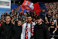 Damien Delaney of Crystal Palace poses with fans in his farewell season during the EPL - Premier League match between Crystal Palace and West Bromwich Albion at Selhurst Park, London, England on 13 May 2018. Photo by Carlton Myrie / PRiME Media Images.