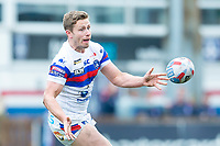 Picture by Allan McKenzie/SWpix.com - 08/04/2018 - Rugby League - Betfred Super League - Wakefield Trinity v Leeds Rhinos - The Mobile Rocket Stadium, Wakefield, England - Kyle Wood.