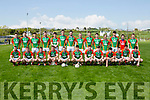 The Mid Kerry team that played Kilcummin in the SFC in Killorglin on Sunday