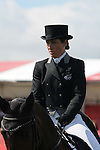 Images from the Friday morning Dressage session of the 2013 Mitsubishi Motors Badminton Horse Trials