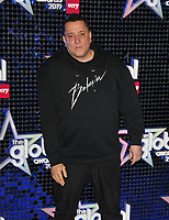 DJ Semtex at the Global Awards 2019, Hammersmith Apollo (Eventim Apollo), Queen Caroline Street, London, England, UK, on Thursday 07th March 2019.<br /> CAP/CAN<br /> &copy;CAN/Capital Pictures