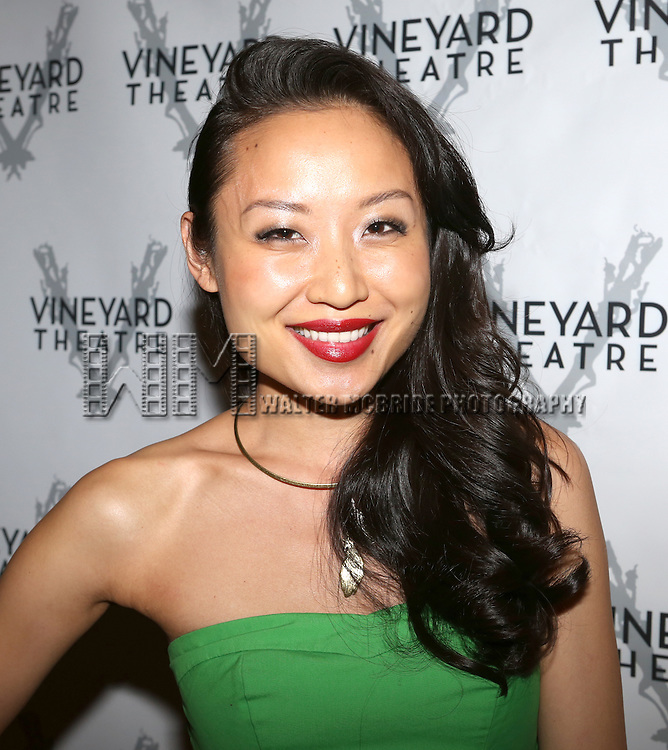 Li Jun Li attending the Opening Night After Party for the Vineyard Theatre Production of 'Somewhere Fun' at the Vineyard Theatre in New York City on June 04, 2013.