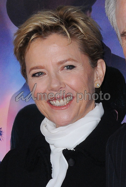 "10 November 2016 - Hollywood, California. Annette Bening. AFI FEST 2016 - Opening Night Premiere Of ""Rules Don't Apply"" held at TCL Chinese Theater. Photo Credit: Birdie Thompson/AdMedia"