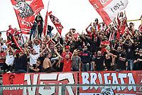 Brescia 30/09/2017 - campionato di calcio serie B / Brescia - Perugia / foto Matteo Gribaudi/Image Sport/Insidefoto<br /> nella foto: tifosi Perugia
