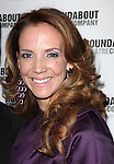 Angie Canuel attending the Broadway Opening Night Performance of 'The Mystery of Edwin Drood' at Studio 54 in New York City on 11/13/2012
