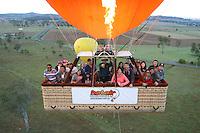 20151112 November 12 Hot Air Balloon Gold Coast