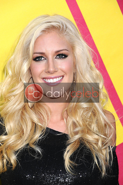 Heidi Montag<br />