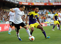 Valencia, Spain. Thursday 19 September 2013<br />