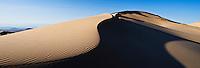 Kelso sand dunes, Mojave national preserve, California